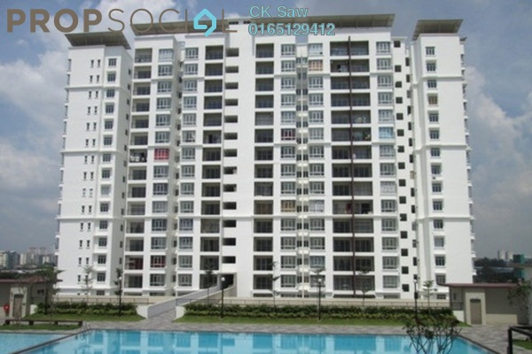 For Sale Condominium at 1120 Park Avenue, PJ South Leasehold Unfurnished 3R/2B 540k