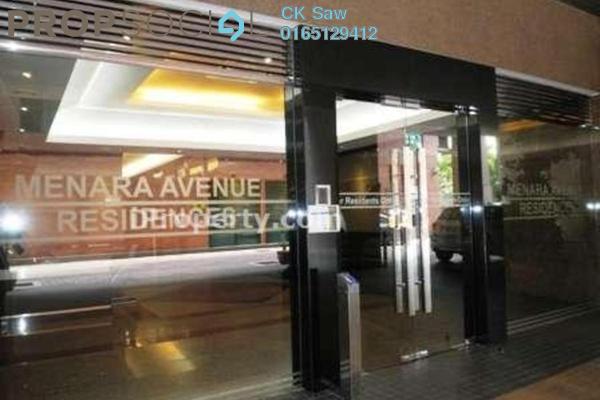 For Sale Condominium at Menara Avenue, KLCC Freehold Unfurnished 5R/4B 900k