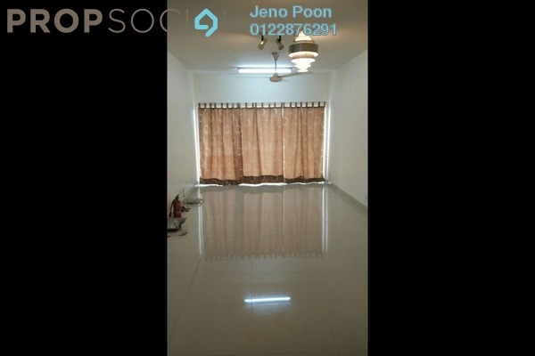 For Rent Condominium at Meadow Park 1, Old Klang Road Freehold Semi Furnished 3R/2B 1.3k