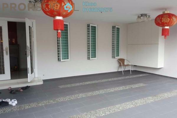 For Sale Condominium at Taman Muda, Pandan Indah Leasehold Fully Furnished 4R/3B 888k