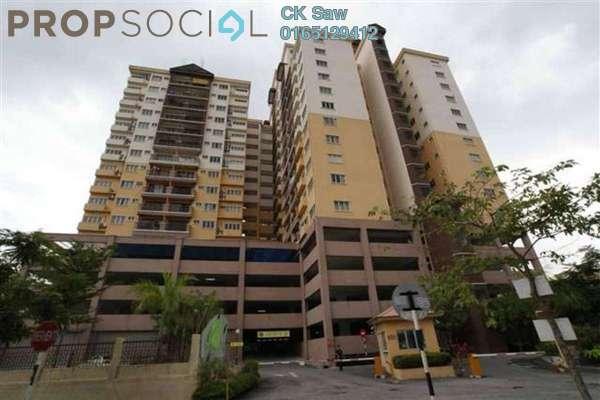 For Sale Condominium at Suria Damansara, Kelana Jaya Leasehold Unfurnished 3R/2B 510k
