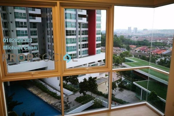 For Rent Condominium at Seringin Residences, Kuchai Lama Freehold Semi Furnished 3R/3B 2.3k