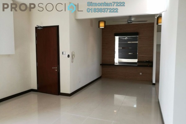 For Rent Condominium at Nautica Lake Suites @ Sunway South Quay, Bandar Sunway Leasehold Semi Furnished 3R/2B 3.3k