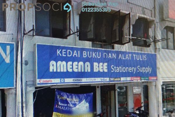 For Rent Shop at Taman Setapak Indah, Setapak Leasehold Unfurnished 0R/0B 6.5k