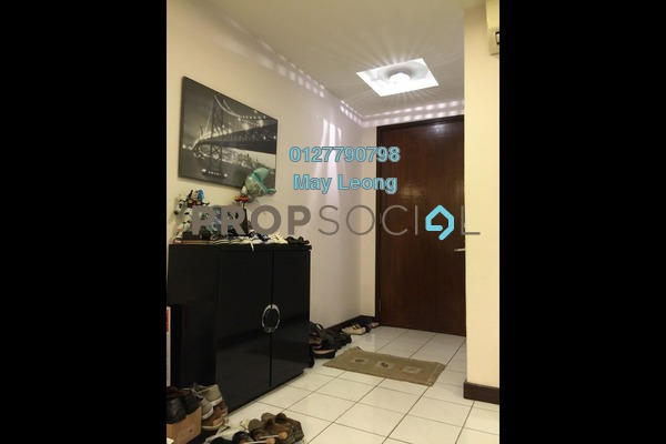 For Rent Condominium at Riana Green, Tropicana Leasehold Semi Furnished 3R/2B 2.2k