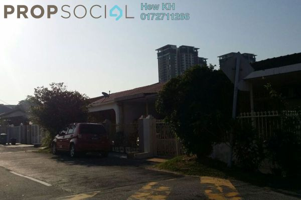 For Sale Terrace at Happy Garden, Old Klang Road Freehold Semi Furnished 2R/3B 670k