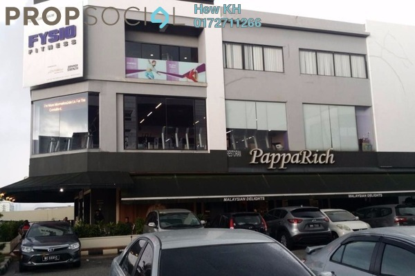 For Sale Shop at Mahkota Walk, Bandar Mahkota Cheras Freehold Fully Furnished 0R/0B 3.2m