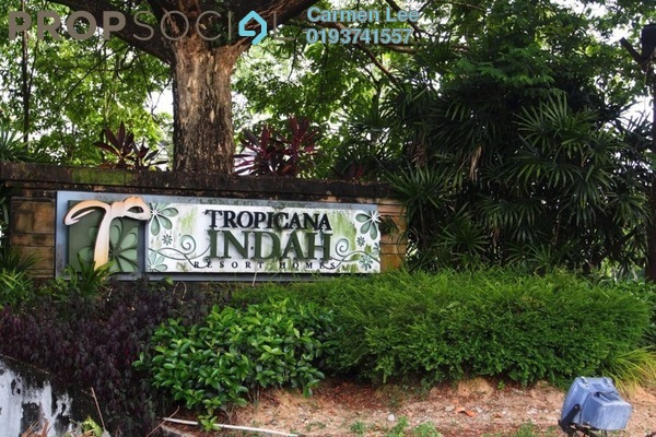 For Sale Land at Tropicana Indah, Tropicana Leasehold Unfurnished 0R/0B 8.4m