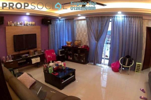 For Sale Condominium at Taman Seri Bukit Segambut, Segambut Freehold Unfurnished 3R/2B 497k