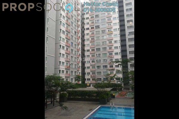 For Sale Condominium at Banjaria Court, Batu Caves Leasehold Semi Furnished 3R/2B 390k
