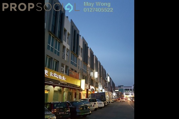 For Rent Shop at Puchong Jaya, Bandar Puchong Jaya Freehold Semi Furnished 0R/0B 6k