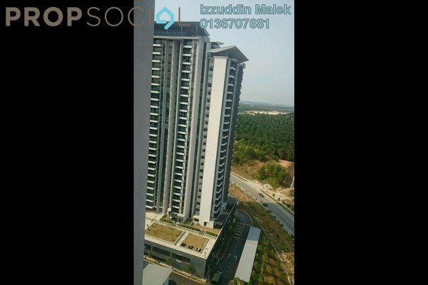 For Sale Condominium at Serin Residency, Cyberjaya Freehold Unfurnished 3R/2B 500k