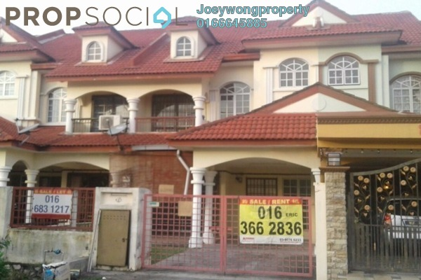 For Rent Terrace at BP10, Bandar Bukit Puchong Freehold Unfurnished 4R/3B 1.45k