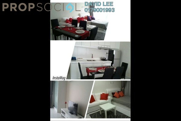 For Rent SoHo/Studio at Neo Damansara, Damansara Perdana Leasehold Fully Furnished 1R/1B 1.6k