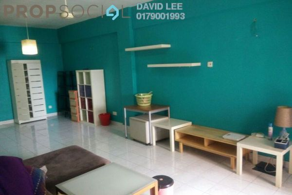 For Rent Condominium at Pelangi Damansara, Bandar Utama Leasehold Fully Furnished 3R/2B 1.3k