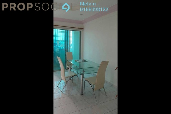 For Sale Condominium at Green Acre Park, Bandar Sungai Long Freehold Semi Furnished 3R/2B 380k