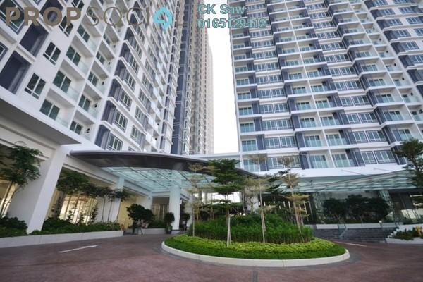 For Sale Condominium at Desa Green Serviced Apartment, Taman Desa Freehold Unfurnished 2R/2B 468k