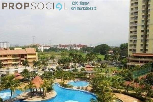 For Sale Condominium at Platinum Lake PV10, Setapak Leasehold Unfurnished 4R/2B 475k