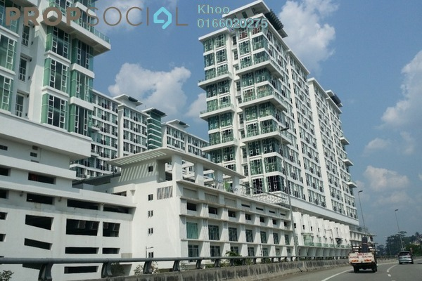 For Rent Condominium at The Scott Garden, Old Klang Road Freehold Fully Furnished 1R/1B 1.9k