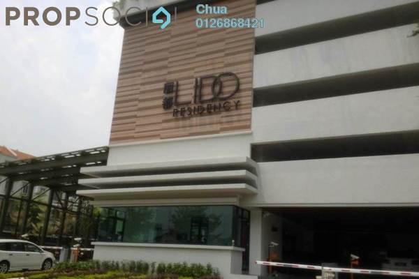 For Rent Condominium at Lido Residency, Bandar Sri Permaisuri Leasehold Semi Furnished 3R/2B 1.8k