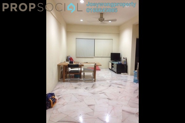 For Sale Condominium at Vista Prima, Puchong Leasehold Semi Furnished 3R/2B 310k