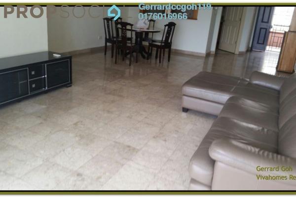 For Sale Condominium at Bungaraya Condominium, Saujana Freehold Semi Furnished 3R/3B 830k