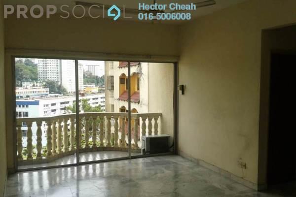 For Sale Condominium at Gemilang Indah, Old Klang Road Freehold Semi Furnished 2R/2B 360k
