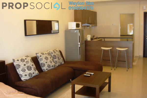 For Rent Condominium at Windsor Tower, Sri Hartamas Freehold Fully Furnished 1R/1B 1.6k