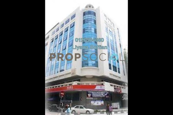 For Rent Office at Wisma Koperasi, Dang Wangi Freehold Unfurnished 0R/0B 9.56k