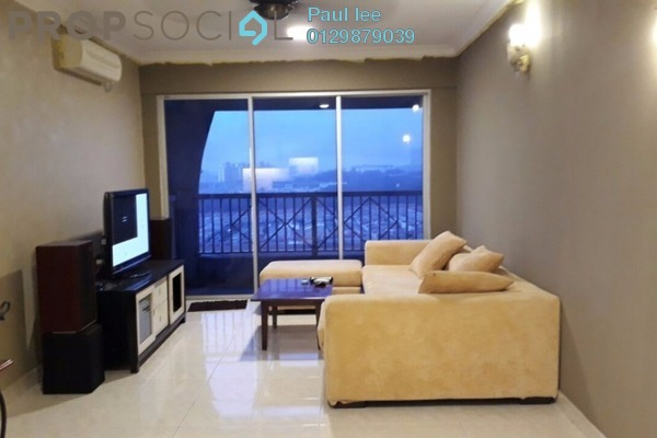 For Rent Condominium at Koi Tropika, Puchong Leasehold Semi Furnished 3R/2B 1.1k