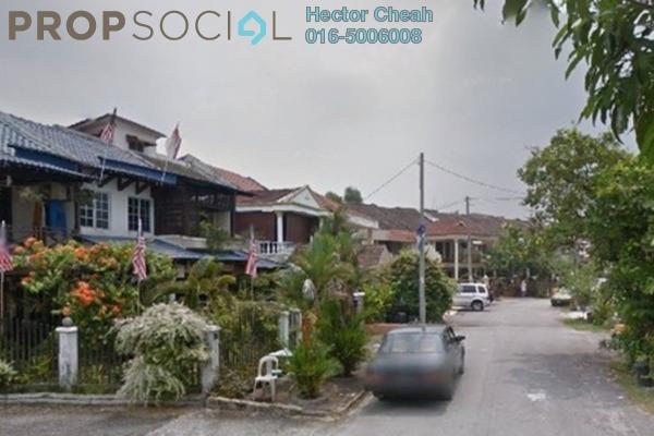 For Sale Terrace at Kampung Datuk Keramat, Keramat Leasehold Semi Furnished 5R/4B 750k