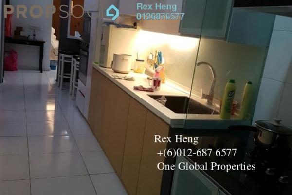 For Sale Condominium at Taman Bukit Indah, Bukit Indah Freehold Fully Furnished 3R/3B 850k