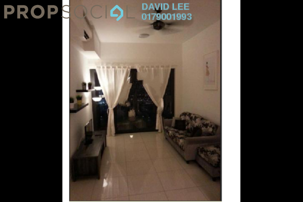 For Rent Condominium at The Elements, Ampang Hilir Freehold Fully Furnished 2R/2B 3.2k