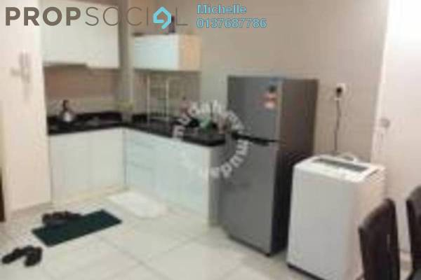 For Sale Condominium at Central SOHO @ Central Residence, Sungai Besi Freehold Semi Furnished 2R/2B 430k
