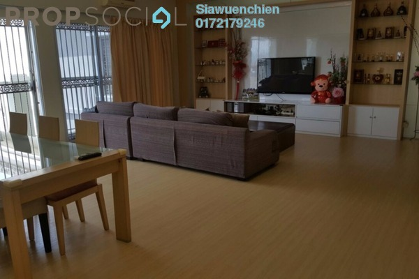 For Rent Condominium at Ampang Prima, Ampang Leasehold Fully Furnished 4R/3B 4k