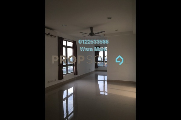 For Rent Serviced Residence at Shaftsbury Square, Cyberjaya Freehold Semi Furnished 0R/1B 1k