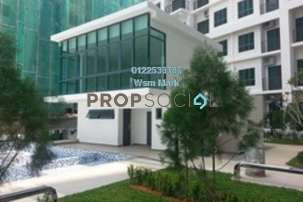 For Rent Condominium at DPulze, Cyberjaya Freehold Semi Furnished 1R/1B 1.2k