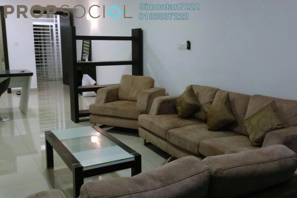 For Rent Condominium at Gardenview Residence, Cyberjaya Freehold Fully Furnished 3R/2B 2k