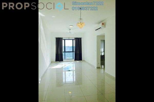 For Rent Condominium at 8 Kinrara, Bandar Kinrara Freehold Semi Furnished 3R/2B 1.8k
