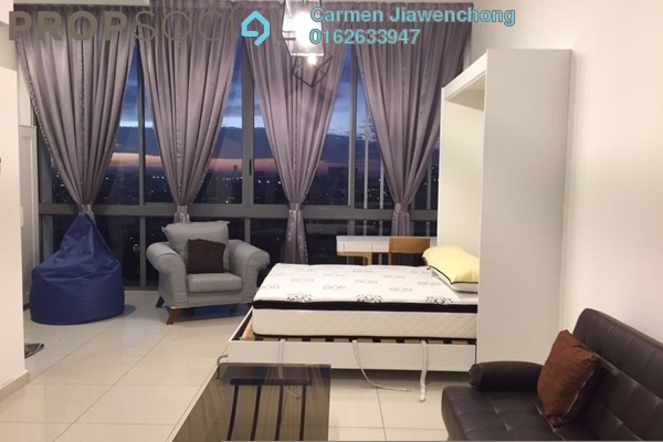 For Rent Condominium at Latitud 3, Petaling Jaya Leasehold Fully Furnished 1R/2B 2.9k