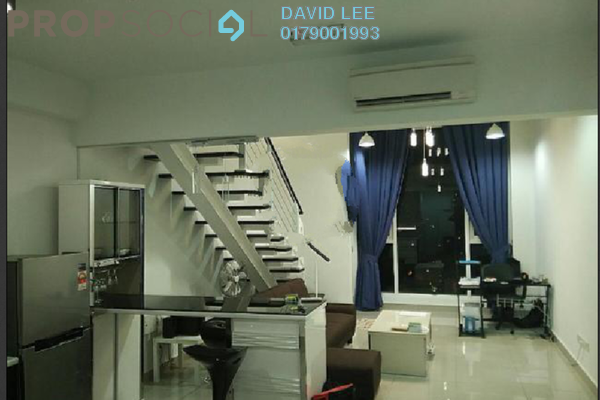For Rent Duplex at The Scott Garden, Old Klang Road Freehold Fully Furnished 1R/2B 2.1k