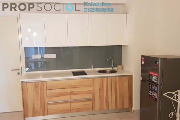 For Sale Condominium at Avenue D'Vogue, Petaling Jaya Leasehold Fully Furnished 1R/1B 530k