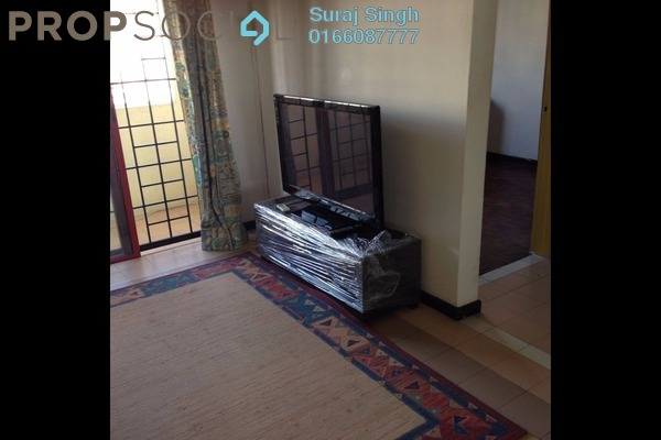 For Rent Apartment at Lafite Apartment, Subang Jaya Freehold Fully Furnished 3R/2B 1.6k