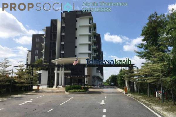 For Rent Condominium at Temasya Kasih, Temasya Glenmarie Freehold Fully Furnished 3R/2B 3.5k