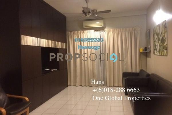 For Sale Condominium at Suria Damansara, Kelana Jaya Freehold Semi Furnished 3R/2B 515k