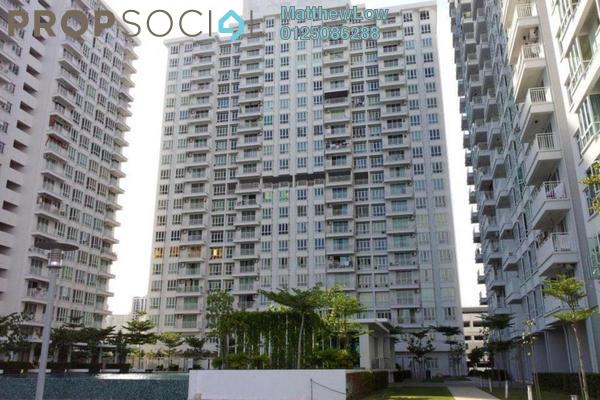 For Rent Condominium at Summer Place, Jelutong Leasehold Semi Furnished 3R/2B 1.5k