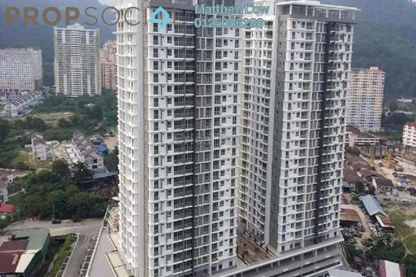 For Sale Condominium at Gardens Ville, Sungai Ara Freehold Unfurnished 3R/2B 590k