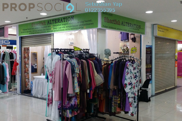 For Sale Shop at Axis Atrium, Pandan Indah Leasehold Unfurnished 0R/0B 158k