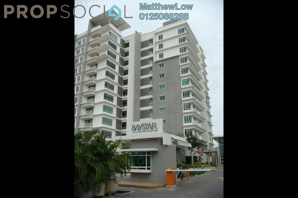 For Rent Condominium at BayStar, Bayan Indah Freehold Fully Furnished 3R/3B 3.6k