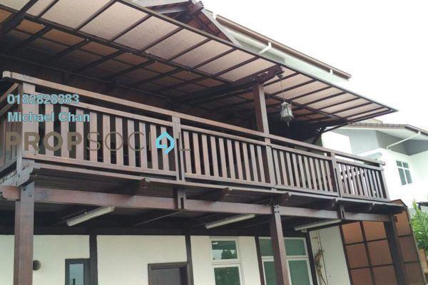 For Rent Semi-Detached at Ambrosia, Bandar Kinrara Leasehold Semi Furnished 6R/6B 4k